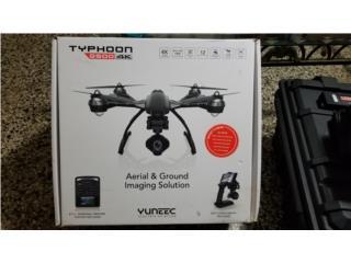 ( Dron) Drone Yuneec Typhoon Q500 4K con todo, Puerto Rico