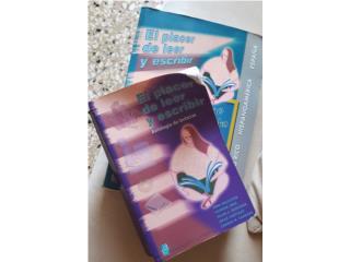 Libro de español con cuaderno, Puerto Rico