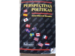 Libro Ciencias Políticas , Puerto Rico