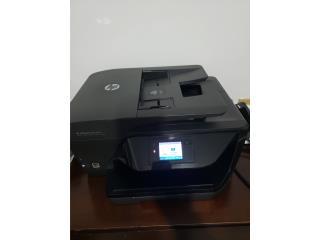 Impresora HP print scan fax copy web, Puerto Rico