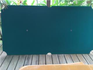 Mess de billar, en mármol, 4' x 8', Puerto Rico