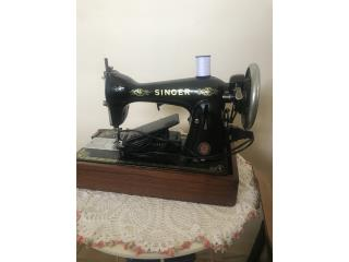 Máquina de coser Singer, Puerto Rico
