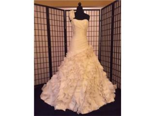 Hermoso vestido para novia o quinceañera , Puerto Rico