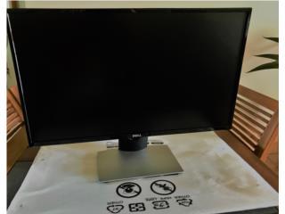 Monitor Dell 24 pulgadas basicamente nuevo, Puerto Rico