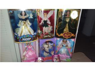 Coleccion de muñecas disney, Puerto Rico