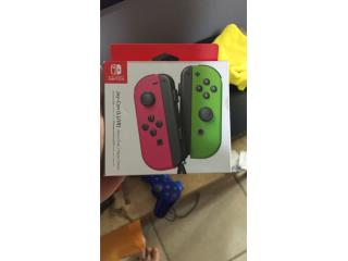 Nintendo Switch Controles, Puerto Rico