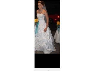 Vestido de novia D'Royal Bride, Puerto Rico