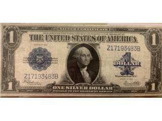 Billete de 1 dólar 1923, Puerto Rico