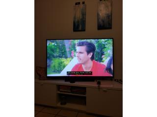Smart SAMSUNG 55 4k TV Modelo: UN55JU6400 , Puerto Rico