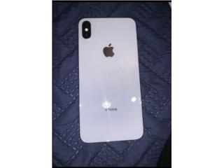 Iphone xs max unlocked poco uso, Puerto Rico
