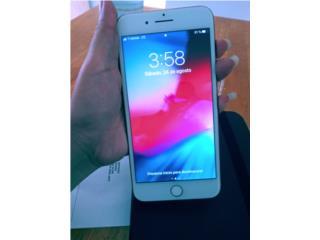 Iphone 7 plus 128Gb, Puerto Rico