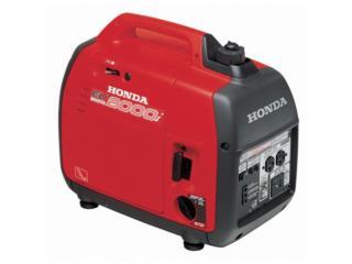 Honda inverter 2000, Puerto Rico