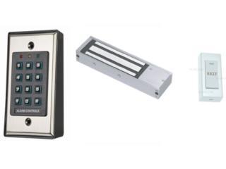 Control de acceso con Keypad, Puerto Rico