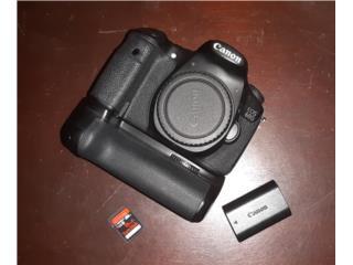 Canon 60D , Puerto Rico