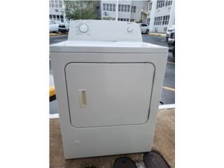 Secadora de gas, Puerto Rico