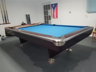 Billar 9' , Puerto Rico
