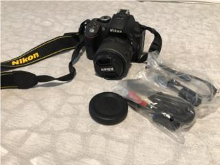 Cámara Nikon D5300, Puerto Rico