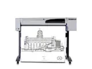Impresora HP540 Plotter, Puerto Rico