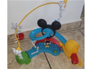 Casita de Mickey Mouse, Puerto Rico