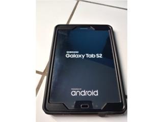 Samsung tab S2 9.7 con cover WiFi y sim, Puerto Rico