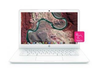 HP Chromebook 14 Touch Screen 4GB RAM 32GB HD, Puerto Rico