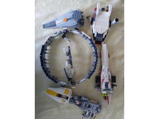 Piezas de Legos, Puerto Rico