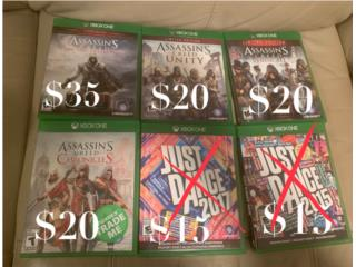 Juegos de Xbox One - Assassins Creed, Puerto Rico