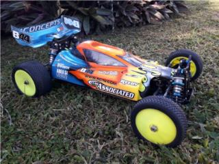 Buggy associated b44.3 4wd rtr, Puerto Rico