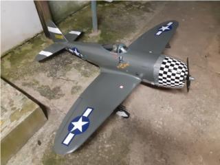 avion p-47 de top flite motor 20cc dle, Puerto Rico