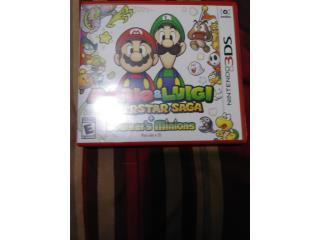 Juegos Nintendo 3ds, Puerto Rico