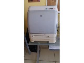 HP Color Laserjet 2605dtm, Puerto Rico