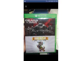 Juegos de Xbox One, Puerto Rico