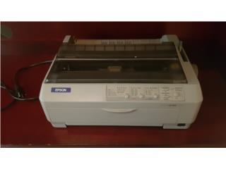 Epson Printer papel continuo ideal  negocio, Puerto Rico