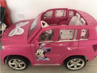 Carro Mercedes de niña , Puerto Rico