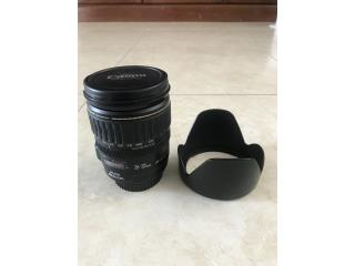 Canon 28-135, Puerto Rico