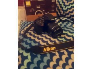Nikon D3400 18-55 VR Kit, Puerto Rico