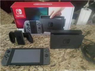 Nintendo Switch IN BOX 128GB SD y MONSTER Hun, Puerto Rico