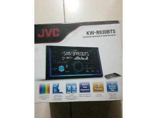 RADIO CD JVC NUEVO tiene de todo $150, Puerto Rico