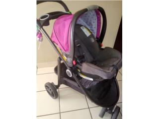 Coche y Carseat Travel System, Puerto Rico