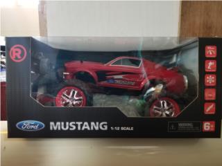 Mustang 4x4 Control Remoto, Puerto Rico
