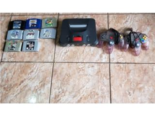 Nintendo 64, Puerto Rico