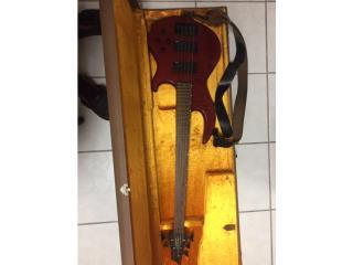 Bajo Conklin 5-cuerdas Groove Tools GT-5, Puerto Rico