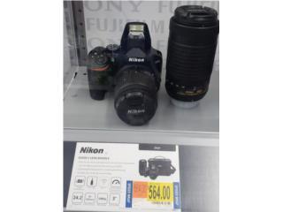 Nikon, Puerto Rico
