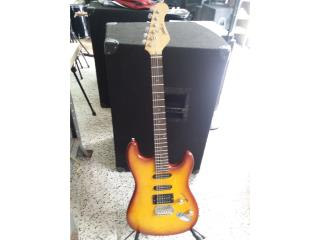 Guitarra eléctrica , Puerto Rico