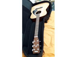 Guitarra yamaha, Puerto Rico