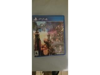 Kingdom Hearts 3 ps4, Puerto Rico