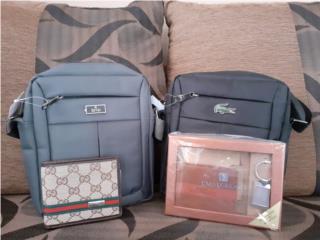 Wallets y mochilas totalmente nuevas, Puerto Rico