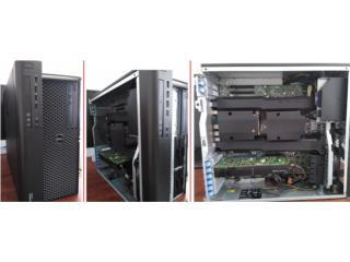 Dell Precision t7600 Xeon Workstation, Puerto Rico
