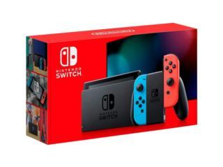 Nintendo switch new generacion, Puerto Rico
