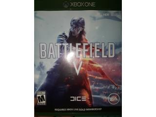 Xbox One Battlefield 5, Puerto Rico